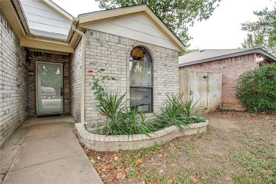 Irving Single Family Home For Sale: 1522 Hux Court