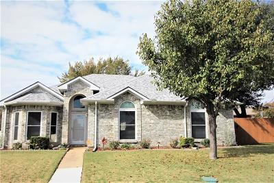 Mesquite Single Family Home For Sale: 2709 Austin Drive