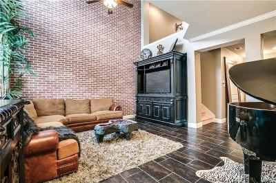 Fort Worth Townhouse For Sale: 2909 Peyton Brook Drive