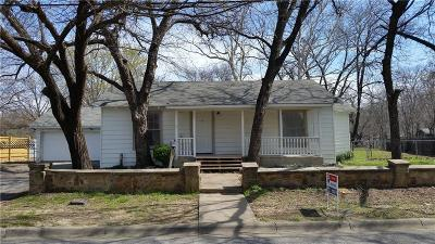 Haltom City Single Family Home For Sale: 2406 Harrow Lane