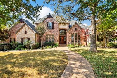 Keller Single Family Home For Sale: 1208 Westwood Drive