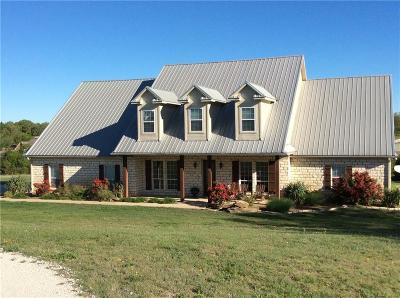 Weatherford Single Family Home For Sale: 385 Canyon Creek Circle