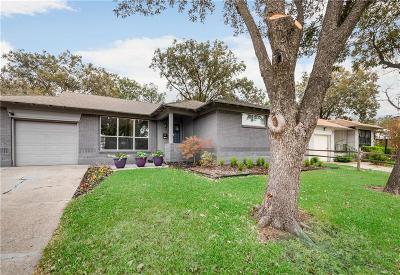 Single Family Home For Sale: 10124 Brockbank Drive