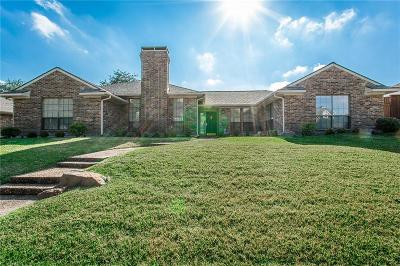 Plano Single Family Home For Sale: 5836 Steeplechase Drive
