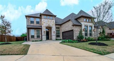 Single Family Home For Sale: 8705 Everglade Drive
