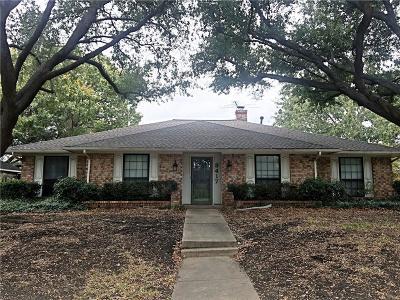 Plano Single Family Home For Sale: 3417 Singletree Trail