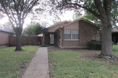 Carrollton Single Family Home For Sale: 2215 Daniel Way
