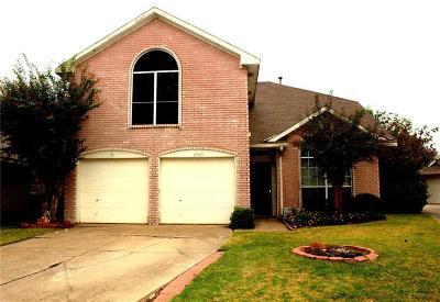 Single Family Home For Sale: 2923 Renaissance Circle