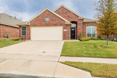 Fort Worth TX Single Family Home For Sale: $249,000