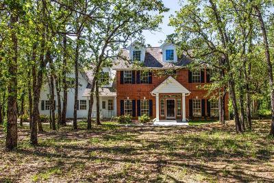 Argyle Single Family Home Active Option Contract: 215 Oak Ridge Lane