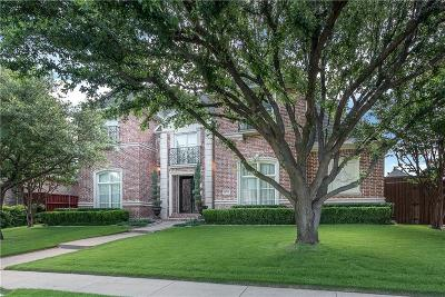 Frisco Single Family Home For Sale: 4616 Driftwood Drive