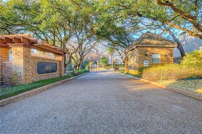 Dallas Townhouse For Sale: 9322 Esplanade Drive