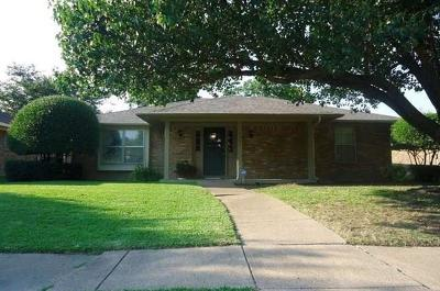 Garland Residential Lease For Lease: 1201 Goldenrod Drive