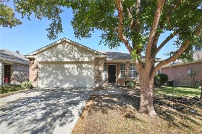 Single Family Home For Sale: 6900 Oak Falls Drive