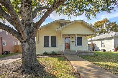 Single Family Home Active Contingent: 1510 N Grand Avenue