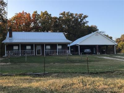 Wills Point Single Family Home For Sale: 1040 Vz County Road 3208