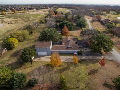 Flower Mound Single Family Home For Sale: 2600 Sherri Lane
