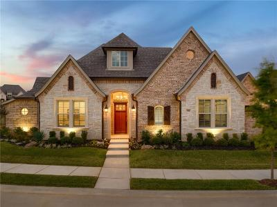 Southlake Single Family Home For Sale: 701 Winding Ridge Trail