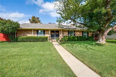 Richardson Single Family Home For Sale: 2107 Drake