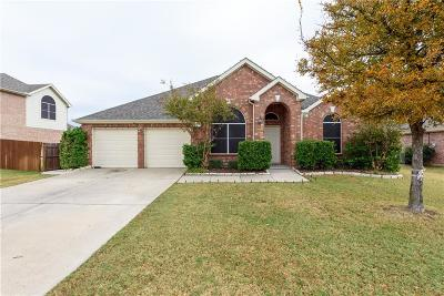Little Elm Single Family Home For Sale: 3012 Baybreeze Drive