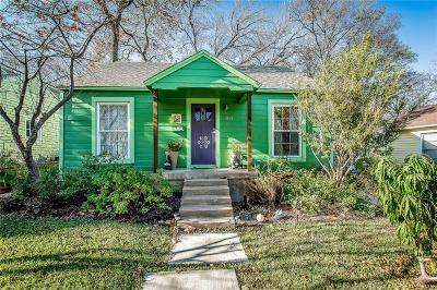 Dallas Single Family Home For Sale: 8635 San Benito Way