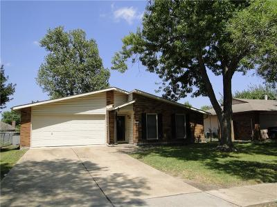 Garland Residential Lease For Lease: 2318 Norway Drive
