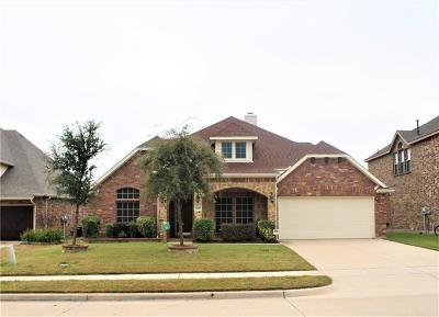 Grand Prairie Single Family Home Active Option Contract: 7255 Bucanero
