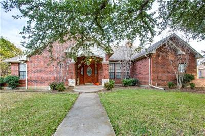 Corinth Single Family Home Active Option Contract: 1821 Quail Run Drive