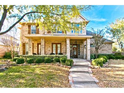 McKinney Single Family Home For Sale: 1900 Winchester Street
