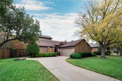 Coppell Single Family Home For Sale: 443 Brooks Lane