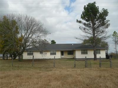 Comanche County Single Family Home Active Contingent: 20111 Highway 36