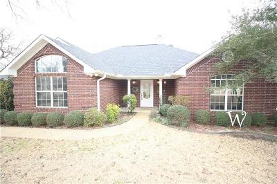 Cedar Creek Lake, Athens, Kemp Single Family Home For Sale: 1235 Oak Tree Drive