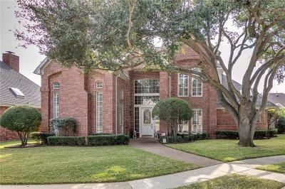 Plano Single Family Home For Sale: 3932 Sagamore Hill Court