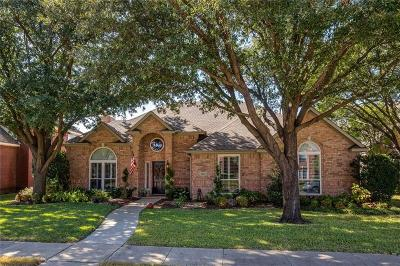 Carrollton Single Family Home For Sale: 3805 Amberglow Court