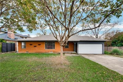 Dallas Single Family Home For Sale: 6548 Fisher Road