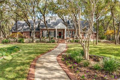 Keller Single Family Home For Sale: 1117 Manor Way