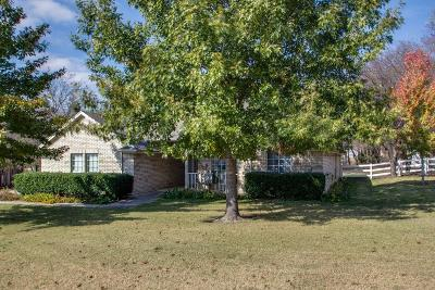 Haslet Single Family Home Active Option Contract: 3032 Burlington Court