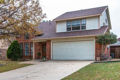 Flower Mound Single Family Home Active Option Contract: 2313 Warrington Avenue