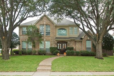 Plano Single Family Home For Sale: 4317 Oak Knoll Drive