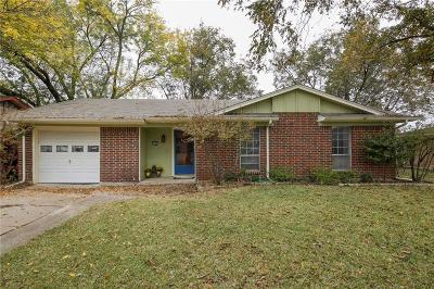 Wylie Single Family Home For Sale: 207 Duncan Way