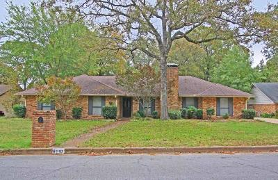 Tyler Single Family Home For Sale: 6110 Wilderness Road