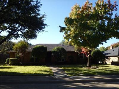 Carrollton Single Family Home For Sale: 2618 Ramblewood Drive