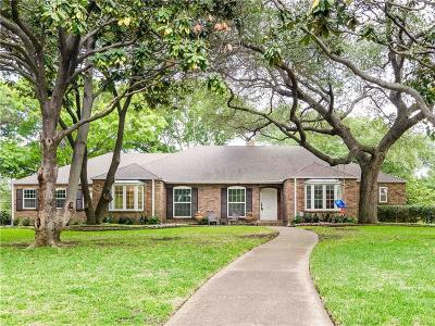 Dallas Single Family Home For Sale: 7321 Paldao Drive