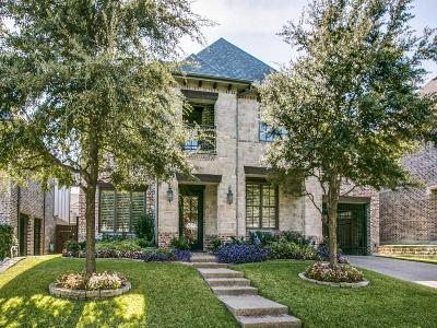 Dallas Single Family Home For Sale: 6712 Sondra Drive