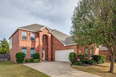 Allen Single Family Home For Sale: 1302 Cedar Springs Drive