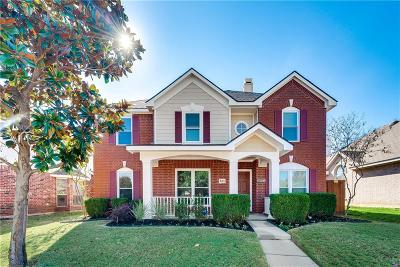 McKinney Single Family Home For Sale: 5121 Boxwood Lane
