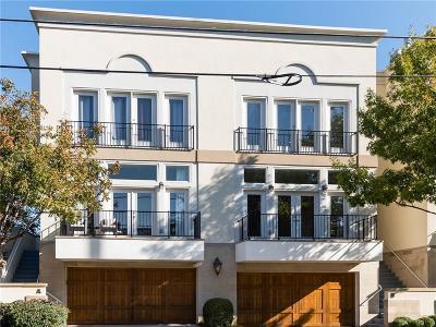 Dallas Condo Active Option Contract: 4301 McKinney Avenue #B