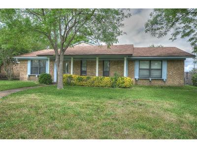 Single Family Home For Sale: 1603 Baltimore Drive