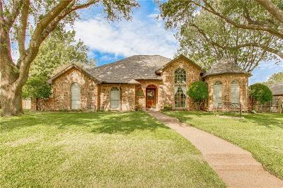 Garland Single Family Home For Sale: 1317 Waterford Place