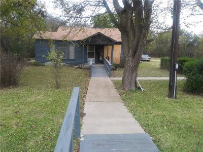 Mansfield Residential Lots & Land For Sale: 943 S 2nd
